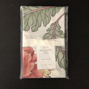 "Pottery Barn Karina Reversible EURO Sham 26"" Pillowcase Brand New in Package"