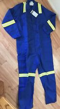 RPS Fire Resist Reflective 54XT 7968-ROY Lightweight Protect Weld Rig Coverall