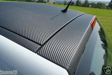 48 X 72inch 3D Black Carbon Fiber Vinyl Car Wrap Sheet Roll Film Sticker Decal