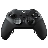 Official Microsoft Xbox One Elite Series 2 Official Wireless Controller - Black