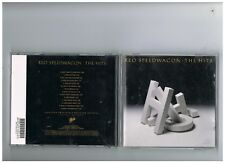 REO SPEEDWAGON CD. GREATEST HITS..THE BEST OF..COLLECTION..R E .O