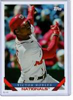 Victor Robles 2019 Topps Archives 5x7 #232 /49 Nationals