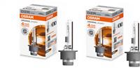 2x D2R 35 W P32d-3 Xenarc Xenon Scheinwerfer Osram 66250 4 Jahre Garantie*