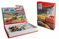 Disney Pixar Cars Magnet Story Cards Imagination Magnetic Playset Carry Case