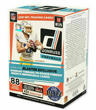 2021 Panini Donruss Football Pick Your Card, Rookies + Vets, Complete your set.
