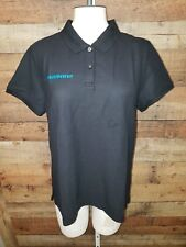 L.L.Bean RN71341 Shimano Women's Shirt Black Size L New With Tags Short Sleeve