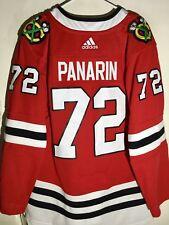 adidas Authentic NHL Jersey Chicago Blackhawks Artemi Panarin Red sz 52
