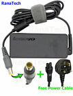 New Genuine Lenovo 40Y7665 20V 4.5A 90W Adapter Charger Power Supply With Cable