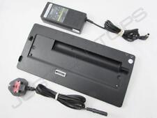Sony Vaio SZ Series VGN-SZ640N/B Docking Station Port Replicator + Power Supply