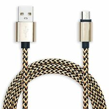 Original Kaluos Micro USB Cable for HTC M7 M8 LG G4 Galaxy S7 S6 Charger Data
