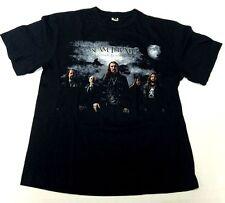 Dream Theater Men's Black Tshirt Progressive Rock Band Small Short Sleeved