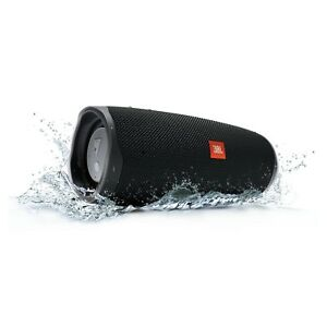 JBL Charge 4 Waterproof Portable Bluetooth Speaker with 20-Hour Playing Time