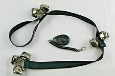 New listing Dog Toilet Training Adjustable Door Handle Rope with Bells House breaking Potty