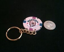 Harvey's Casino Central City Co Gaming Chip Keychain Fob