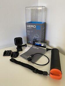 Gopro Hero5 Session Camera 64GB SanDisk plus Accessories