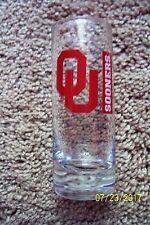 Oklahoma University Shot Glass