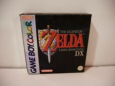 The Legend of Zelda Link's Awakening DX Nintendo Game Boy Color GBC Pal NHEIU
