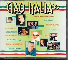 V/A - CIAO ITALIA '89 (2 x CD BOX) 29TR ARIOLA Holland Eros Pooh Toto Cutugno