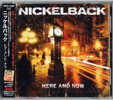 NICKELBACK-HERE AND NOW-JAPAN CD BONUS TRACK F45