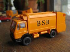 WIKING 639 MB SK 2524 Pressmüllwagen HO-Scale Garbage Truck - Made in Germany