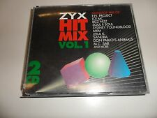 CD ZYX HIT MIX VOL. 1 F.P.I. Project ICE MC BIZZ nizz Soul II Soul MXM