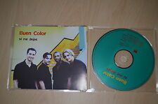 Buen Color ‎– Si Me Dejas. PR CD 778 CD-Single promo