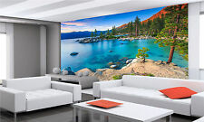 Lake Tahoe at Sunset Wall Mural Photo Wallpaper GIANT DECOR Paper Poster