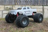 Traxxas X-Maxx lights/grill/body DECALS ONLY for V3 Unbreakable / XMAXX Stickers