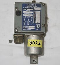 SQUARE D  9012 ACW-3  Industrial Pressure Switch 7-68 kPa Differential 4-34 kPa