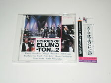 ECHOES OF ELLINGTON VOL.2 - Jazzvisions 10 - JAPAN CD NEC 1988 - W/OBI - NM