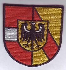 Breisgau Wappen Patch Aufnäher,Aufbügler  Baden-Württemberg