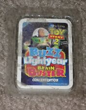 Disney Pixar Toy Story 2 Buzz Lightyear General Mills Concentration Game Promo