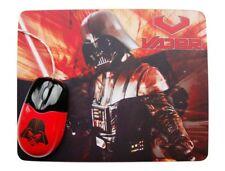 STAR WARS - Darth Vader Mouse & Pad Set (Wesco) #NEW