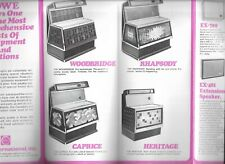 MR313:AMI Phonographs Jukebox Equipment and Operations Advertising Brochure