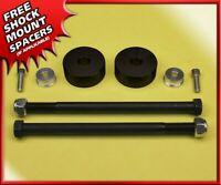 For 03-20 Toyota 4Runner 4x4 4WD Billet Aluminum Differential Drop Kit Diff Drop