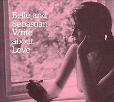 BELLE AND SEBASTIAN - WRITE ABOUT LOVE NEW CD