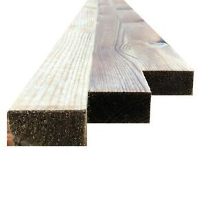 "2""X1"" 20X50MM Sawn Batten Treated Wood Wooden Fence Trellis Various Lengths"
