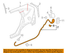 HONDA OEM 12-14 CR-V Fuel Door Gas Cap Hatch-Release Cable 74411T0AA01