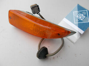 1973 Mercedes 450SL R107 350SL Driver Left Side Euro Turn Signal Blinker 107666