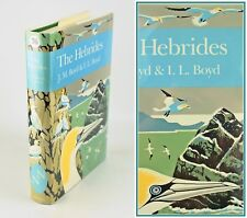 NEW NATURALIST*1990*NATURAL HISTORY*HEBRIDES*FINE 1st EDITION*SCOTTISH ISLANDS*
