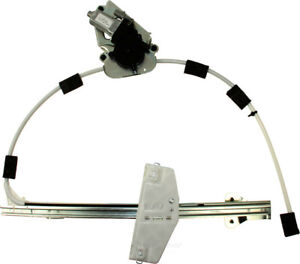 Power Window Motor and Regulator Assembly-Dorman Front Right WD Express