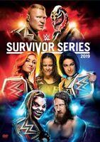 Wwe: Survivor Series 2019 (REGION 1 DVD New)