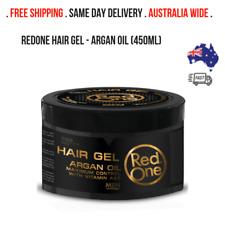 RedOne Hair Gel - Argan Oil (450ML)