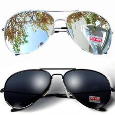 Damen-Sonnenbrillen aus Metall & Kunststoff mit 100% UV 400 Antireflex Pilot