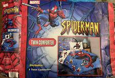 Disney Marvel Amazing Spiderman Twin/Single Size Comforter Reversable (P)