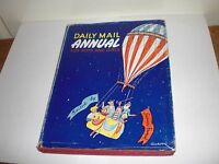 Daily Mail Annual for Boys and Girls 1954 edited by Susan French. More vintage