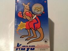 6-1991-1992 Kayo Round One Boxing Card Wax Pack Boxes. FREE SHIPPING