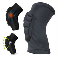Sports Leg Knee Support Brace Wrap Protector Patella Guard Cycling Knee Pad D