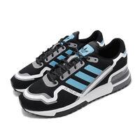 adidas Originals ZX 750 HD Black Blue Mens Lifestyle Casual Shoes FV2874