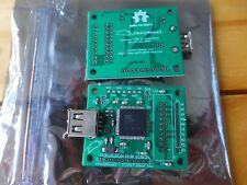 SmallyMouse2 USB to Quadrature mouse interface - for Acorn, BBC B, BBC Master